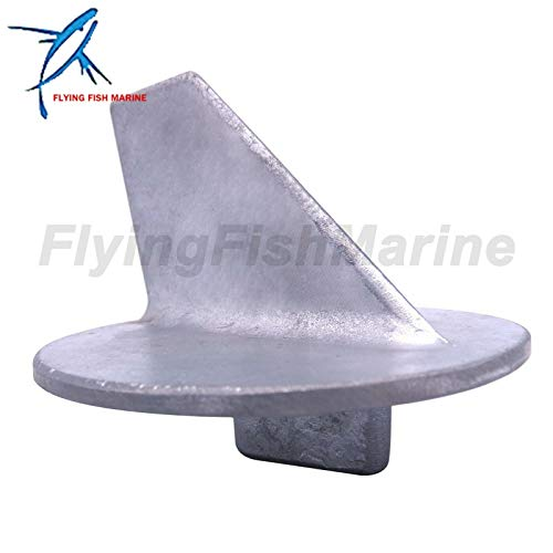 Outboard Motor Spare Parts Trim Tab Anode 31640Q4 46399A1 822777Q1 72436A1 8M0059338 for Mercury Marine