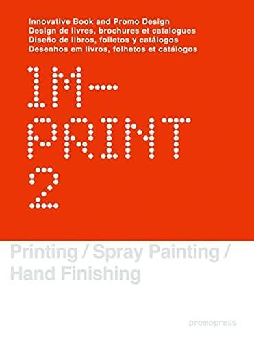 Imprint 2. Diseño De Libros, Folletos Y Cátalogos: Innovat