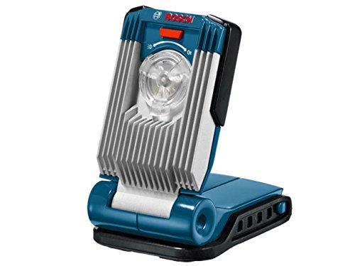 Bosch Professional GLI Vari  LED Akku Leuchte 14,4-18V 300 lx (inkl. Gurthalteclip, im Karton)