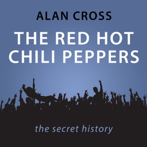The Red Hot Chili Peppers audiobook cover art