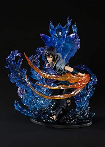 TAMASHII NATIONS Bandai Figuartszero Sasuki Uchiha (Susanoo) Kizuna Relation Naruto Action Figure