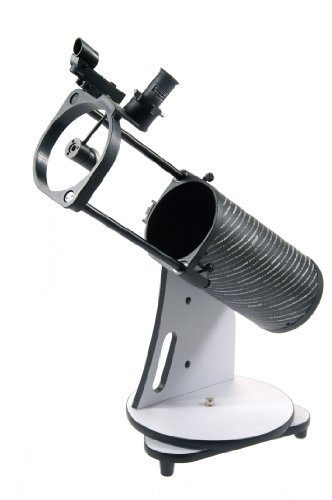 Skywatcher Heritage-130P - Telescopio FlexTube Dobson, colore: Nero