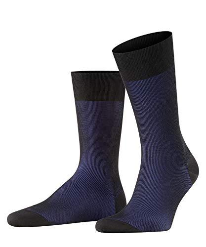 FALKE Herren Fine Shadow M SO Socken, Blickdicht, Schwarz (Black 3003), 41-42