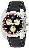 Reloj Cronógrafo para Hombre de Cuarzo con Correa en Cuero K8W371C1