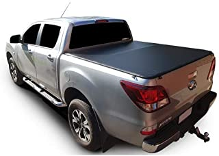 Mazda BT50 Dual Cab November 2011 to Current Without Headboard & Sports Bar, Clip On Tonneau Cover. Tuff Tonneaus Ute Cove...