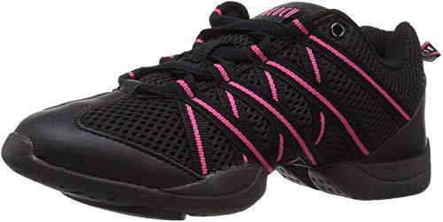 Bloch Girl's Criss Cross Dance Shoe, pink, 12 Medium US Little Kid