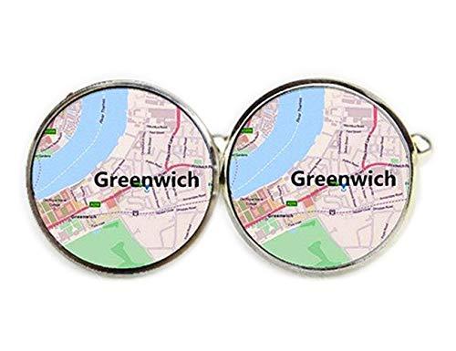 chen jian xin Greenwich Greenwich della mappa gemelli, gemelli