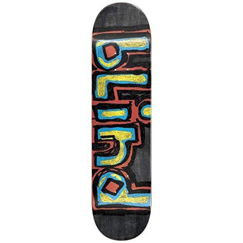 Blind Skateboard PP OG Logo Rm Red Blue Yellow 7.0 x 28.95