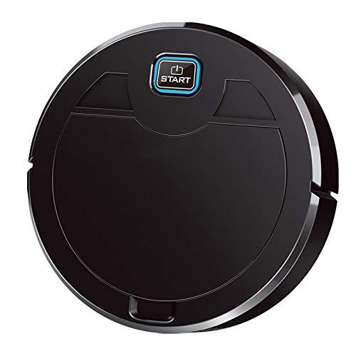FXDM Robot Aspirador y Fregasuelos, mapeo navegación Inteligente, Barre, aspira, friega y Pasa la mopa, Especial Mascotas, para Suelos Duros y Alfombras