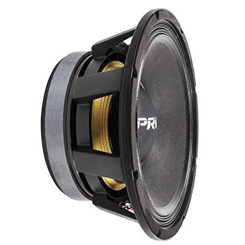 PRV AUDIO 12MR2000 1000 Watts RMS 12  Mid Range 8 ohms Pro Audio Speaker (Single)