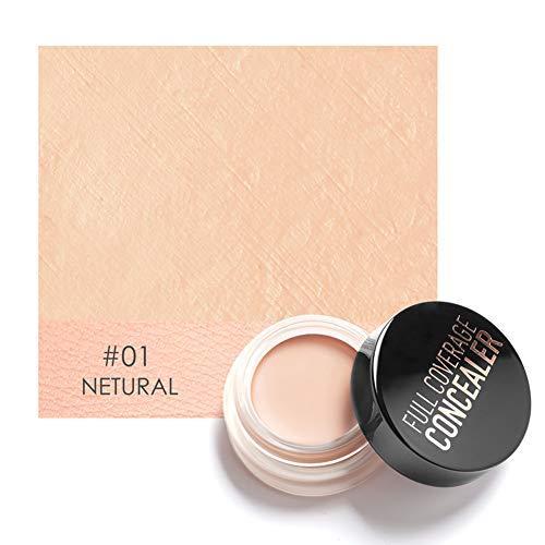 Crema correttore a copertura totale, correttore crema per la correzione dell'acne per il trattamento delle occhiaie(#1)