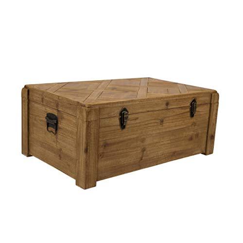 Dutch Bone opbergdoos, hout
