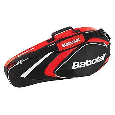 Babolat Club Line X3 Racquet Holder Yellow