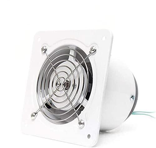 ZQYR Extractor Fans@ 100 Millimetri Aspiratore Estrazione Ventilazione Standard di Silenzio Bagno Cucina WC a Basso consumo energetico, Volume d'Aria: 140m³ / h