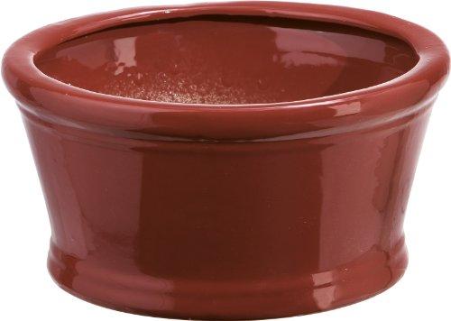 TDS Design-Bol Céramique Set Pz.3 rouge