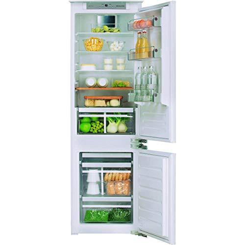 KitchenAid KCBDR 18601 Libera installazione 269L A++ Bianco frigorifero con congelatore