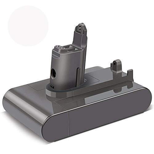 Flylinktech Replacement Dyson Batterie Type B 22.2V 2200mAh LI-ION Batterie pour Dyson DC45 DC34 Aspirateur Main Batterie DC43H DC35 DC31 DC44 17083-04 917083-01 17083-2811 18172-01-04 (Pas Type A)