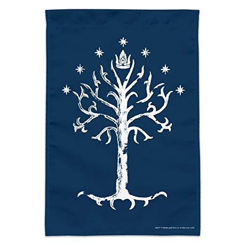 GRAPHICS und MORE Herr der Ringe Baum des Gondor Garten Hof Flagge