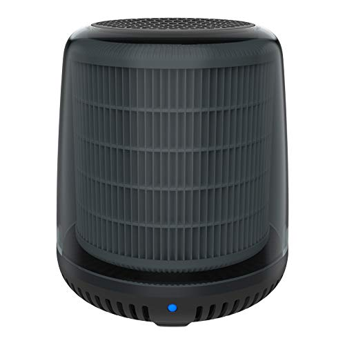 QUEENTY Portable Air Purifier for Office Home Bedroom, Small Air Cleaner...