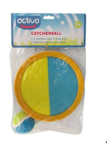 Jeu De Balle Et De Ballon - Catcher Ball De 20 cm
