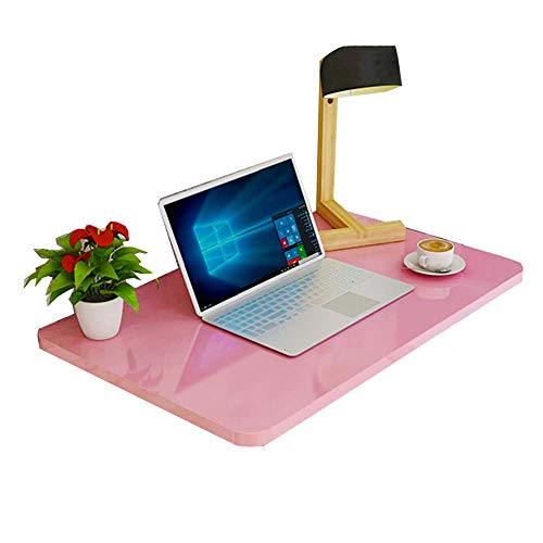 Carl Artbay Home & Selected Furniture wandbord, bureau, kleine tafelhoeken, roze (afmetingen: 120 x 50 cm)