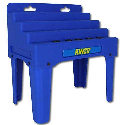 Kinzo Schraubendreher Set 26tlg. im Aufbewahrungsständer - Schraubenzieher Set - Werkzeugset - 4