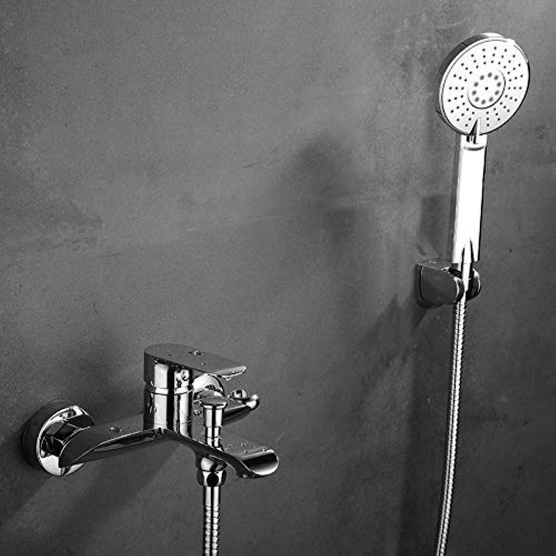 JINSH Home Duschen Dusche, Dusche, Einfach, Einfach, Dusche, Dusche, Kupferhahn