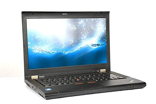 (Renewed) Lenovo Thinkpad Hybrid Laptop T430 Intel Core i5 - 3320m Processor, 4 GB Ram, 320 GB Harddisk & 128 GB SSD, Windows 10 Pro, 14.1 Inches Notebook Computer