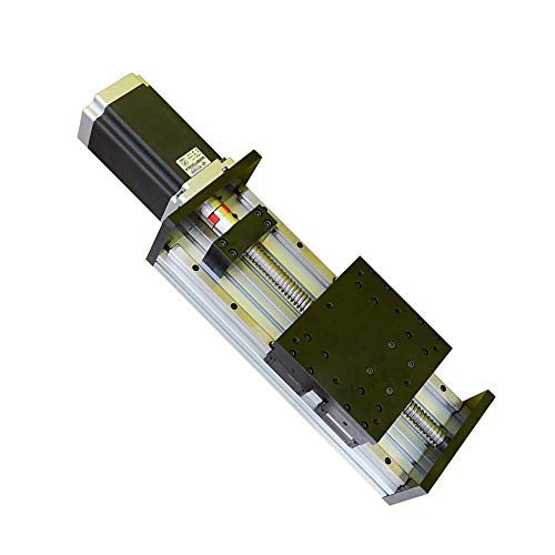 tanstool Linearführungs-Tischmodul mit Kugelantrieb, doppelte Schiene, Überlastung, Linearantrieb mit Nema34 Schrittmotor, 1500 mm, Serie HBX2 SFU1610