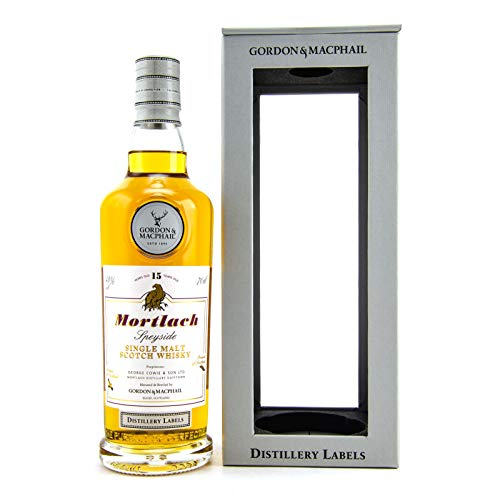 Mortlach - Distillery Labels - 15 year old Whisky