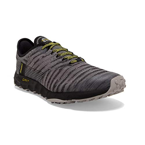 Brooks PureGrit 8 Quiet Shade/Opal Grey/Black 10