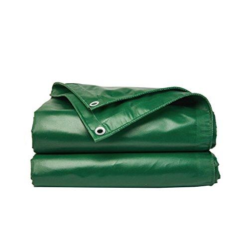 FurnitureShop UK zeildoeken Heavy Duty Plane Cover waterdicht groot zeildoek overkapping tent boot. Waterdicht zeil voor buiten of zwembad, waterdicht zeil, voor outdoor, canvas, dikker regendoek, zeildoek 4m*5m