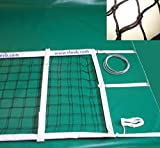 Redes Deportivas On Line Red Voleibol Modelo Competición Oficial. Nylon 3 mm ø. Reglamentaria Válida para Competiciones Oficiales