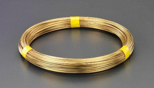 1.2mmx 97m /#18 真鍮線(1kg) EA951AE-1.2