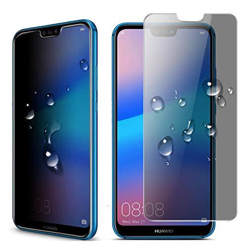Para Huawei Honor 4T Pro Privacidad Protector de pantalla de cristal templado Anti-Spy 9H Película de pantalla de vidrio templado para Huawei Honor 4T Pro