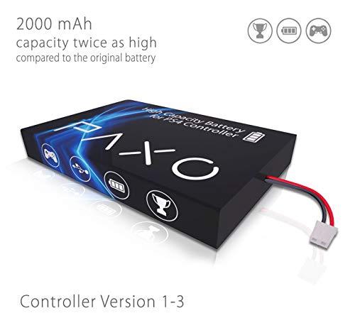 Paxo - Set per sostituzione batteria per PS4