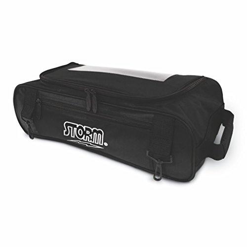 Storm Shoe Bag for Storm Tournament Tote Roller Bag- Black ()