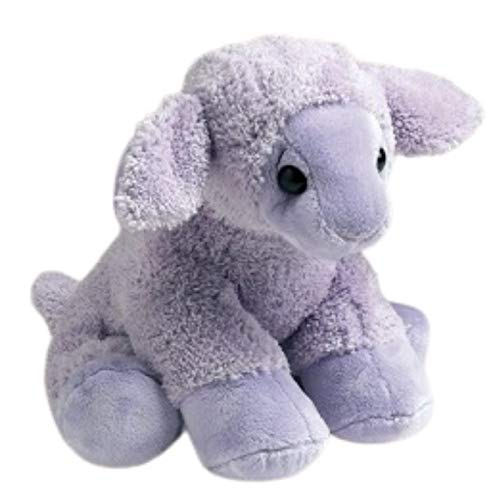 Sonoma Lavender Micorwaveable Aromatherapy Stuffed Animals, Plush Lamb, Lavender Scented