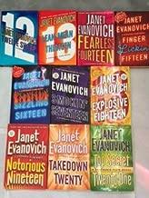 Janet Evanovich, Stephanie Plum Set #12--#21: Twelve Sharp -- Top Secret Twenty-One