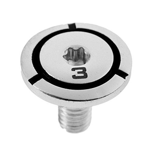 Peso de golf con tornillo para Callaway Big Bertha Alpha 815conductor 3–15G