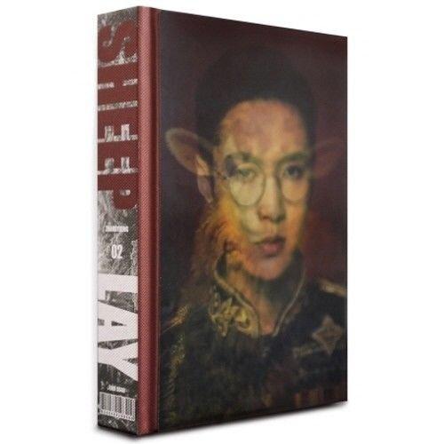EXO LAY - [LAY 02 SHEEP] 2ND SOLO ALBUM CD+PHOTOBOOK+CARD K-POP SEALED SONGWRITE [Audio CD] EXO LAY