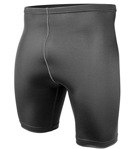 BIG Man Exercise Compression Shorts 4XL BLK