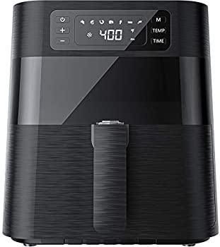 Kuppet 1700W Stainless Steel 5.8-Quart Electric Air Fryer