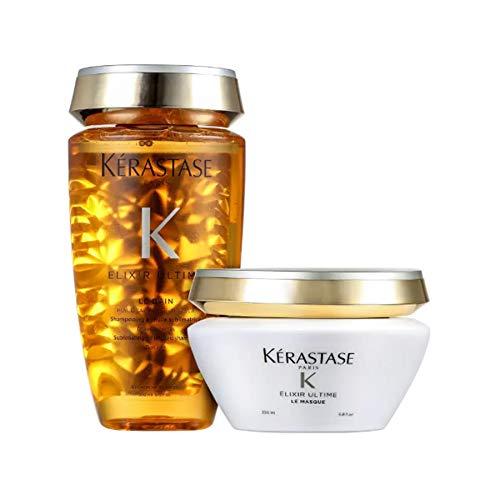 Kérastase Elixir Ultime Shampoo 250ml + Máscara 200g