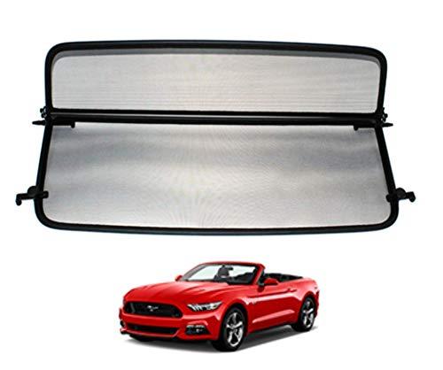 Deflettore Aria Per Ford Mustang 6 | Verso L'Alto Del 2014 | Paravento Per Decappottabili | Frangivento