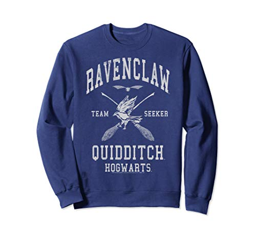Harry Potter Ravenclaw Team Seeker Hogwarts Quidditch Sweatshirt