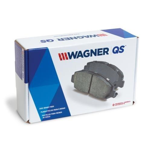 Wagner Brake ZD1707 Brake Pad