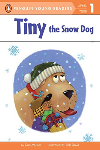 Tiny the Snow Dog (Puffin Easy-to-Read, Level 1)