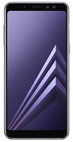 Samsung Galaxy A8 2018 Duos Smartphone, 32GB, Lavender, Andere Versionen