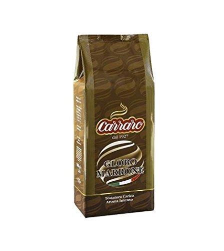 Carraro Globo Marrone - Kaffeebohnen 1KG